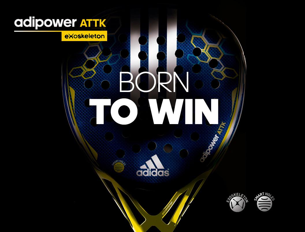 Una noche Administración Un evento  nueva coleccion Adidas 2016 - Distritopadel.com